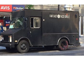 Washington food truck Far East Taco Grille