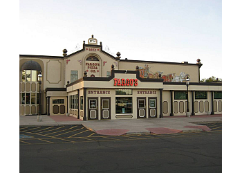 Colorado Springs pizza place Fargo's Pizza