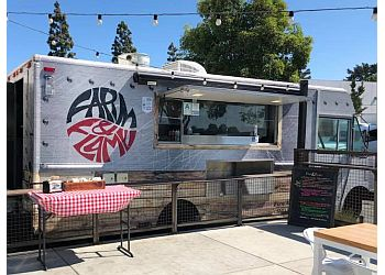 Thousand Oaks food truck Farm & Flame
