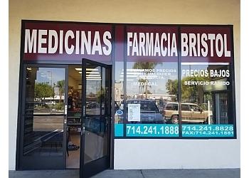 Santa Ana pharmacy Farmacia Bristol