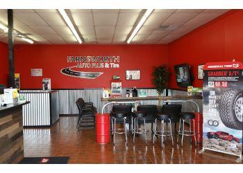 Aurora car repair shop Farnsworth Auto Plus and Tire