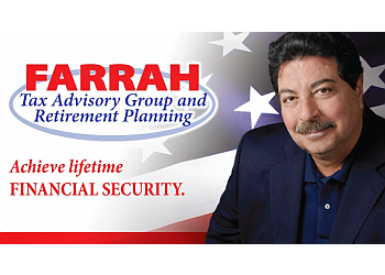 Aurora financial service Farrah Tax Advisory Group and Retirement Planning