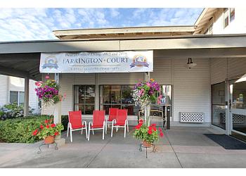 Kent assisted living facility Farrington Court Retirement Community
