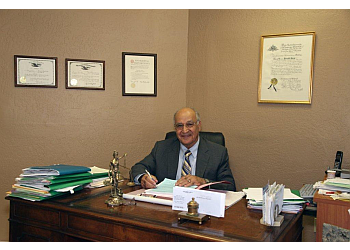 Scottsdale immigration lawyer Farrokh Parsi