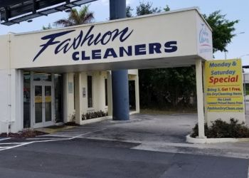 Fort Lauderdale dry cleaner Fashion Cleaners Inc.