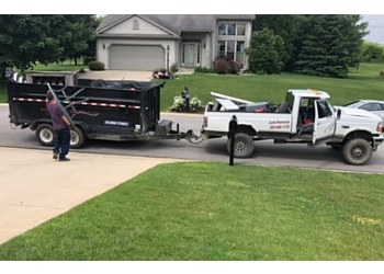 South Bend junk removal Fast Act Junk Removal and Dumpster Service LLC