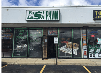 Naperville pawn shop Fast Cash and Pawn
