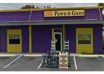 St Petersburg pawn shop Fast & Easy Pawn