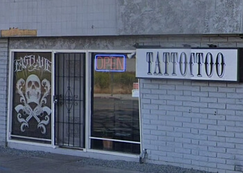 Corona tattoo shop Fast Lane Tattoo