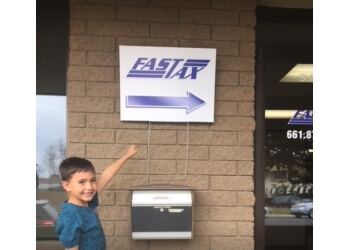 Bakersfield tax service Fastax of Bakersfield