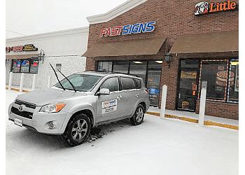 Philadelphia sign company Fastsigns