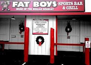 Aurora sports bar Fat Boy's bar & grill