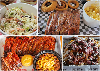 Stockton barbecue restaurant Fat City Brew & BBQ