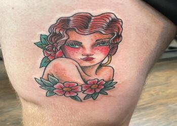 Jacksonville tattoo shop Fat Kat Tattoo & Piercing