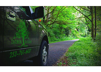 Tacoma landscaping company Father Nature Landscapes