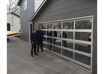 Colorado Springs garage door repair Father & Son Garage Door company