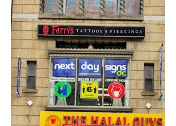 Washington tattoo shop Fattys Tattoos & Piercings