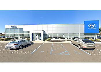 Philadelphia car dealership FAULKNER HYUNDAI
