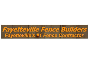 Fayetteville fencing contractor Fayetteville Fence Builders