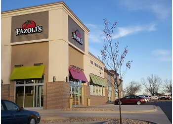 Sioux Falls italian restaurant Fazoli's