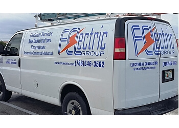 Hialeah electrician FCL Electric Group, LLC.