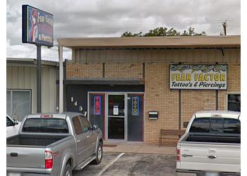 Abilene tattoo shop Fear Factor Tattoos and Piercing