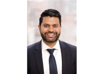 New York pain management doctor Febin Melepura, MD