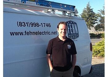 Salinas electrician Fehn Electric Co.