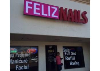 McAllen nail salon Feliz Nail