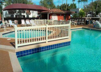 Mesa fencing contractor Fence AZ LLC