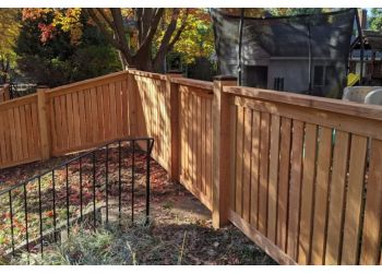 St Paul fencing contractor FenceIn Deck