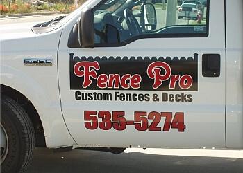 Chesapeake fencing contractor Fence Pro Custom Fences & decks