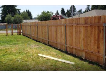 Vancouver fencing contractor Fenceman Fence Company