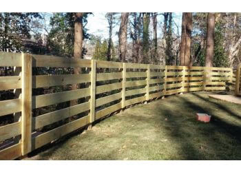 Atlanta fencing contractor Fenceworks of Georgia