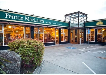 Berkeley furniture store Fenton MacLaren Home Furnishings