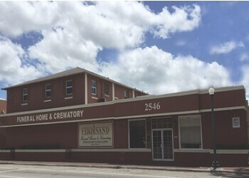 Miami funeral home Ferdinand Funeral Homes & Crematory