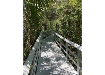 Fort Lauderdale hiking trail Fern Forest Nature Center
