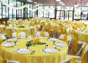 Lubbock rental company Festive Occasions Party Rentals