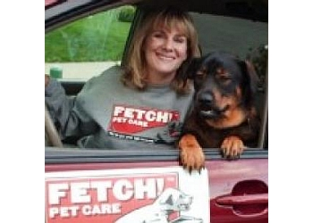 Pittsburgh dog walker Fetch! Pet Care