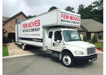 Wilmington moving company Few Moves