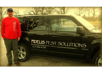 Springfield pest control company Fidelis Pest Solutions