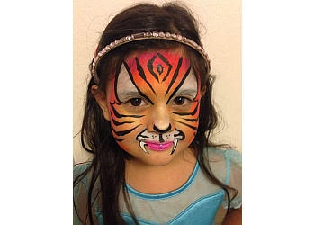 San Francisco face painting Fiesta Magic
