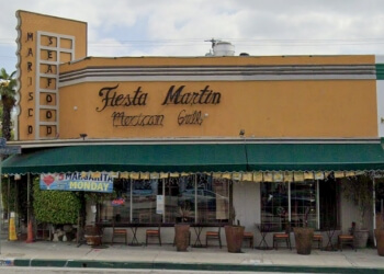 Inglewood mexican restaurant Fiesta Martin Mexican Grill