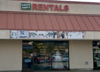 Bakersfield rental company Fiesta Party Rentals