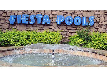 Tulsa pool service Fiesta Pools and Spas, LLC.