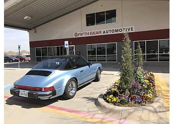 Lewisville car repair shop Fifth Gear Automotive