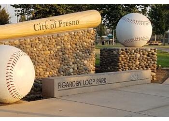 Fresno public park Figarden Loop Park