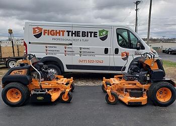 Springfield pest control company Fight The Bite Professional Pest & Turf