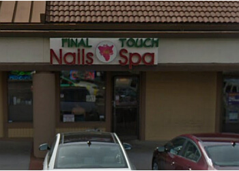 Tucson nail salon Final Touch Nails & Spa