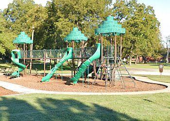 McKinney public park Finch Park